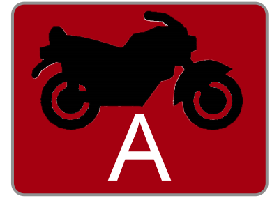 Klasse A – Krafträder