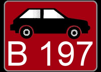 Klasse B197